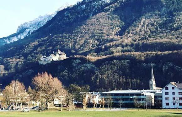Municipalities of Liechtenstein 6