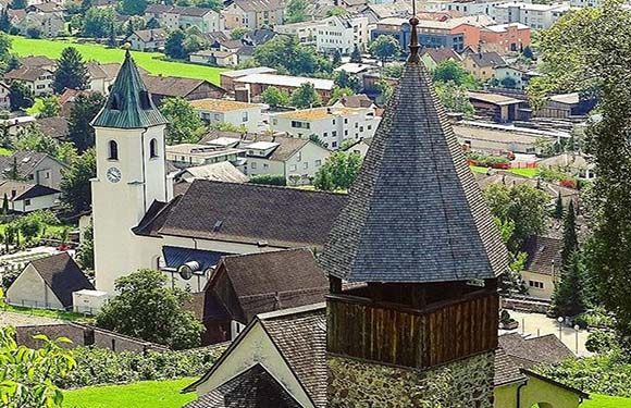 Municipalities of Liechtenstein 10