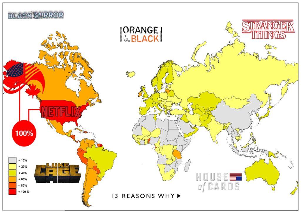 Netflix Availability Worldwide 1
