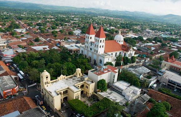 Departments of El Salvador 10