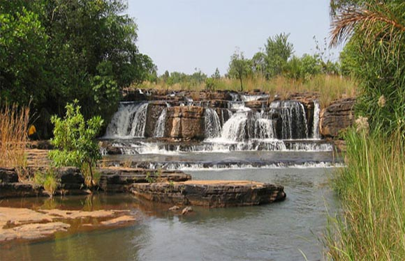 Regions of Burkina Faso 3