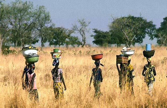 Regions of Burkina Faso 6