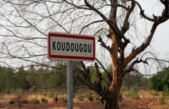 Regions of Burkina Faso 7