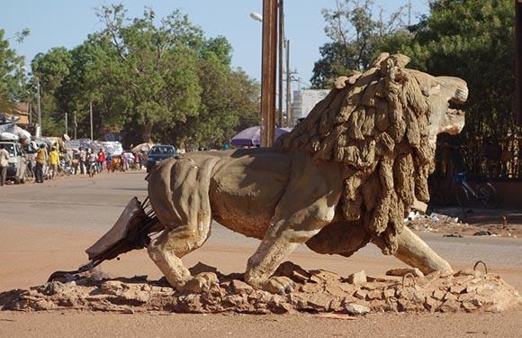 Regions of Burkina Faso 9