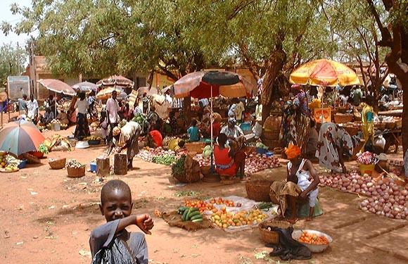 Regions of Burkina Faso 11