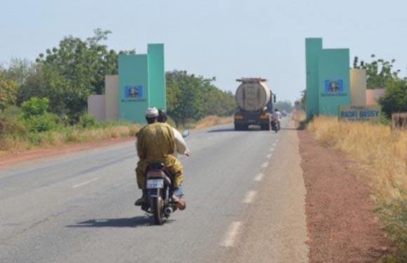 Regions of Burkina Faso 12