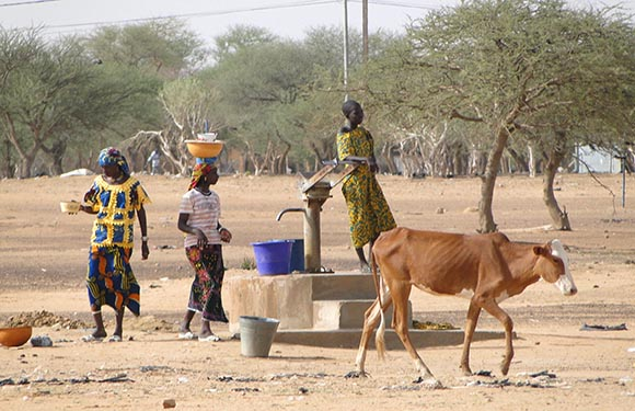 Regions of Burkina Faso 13