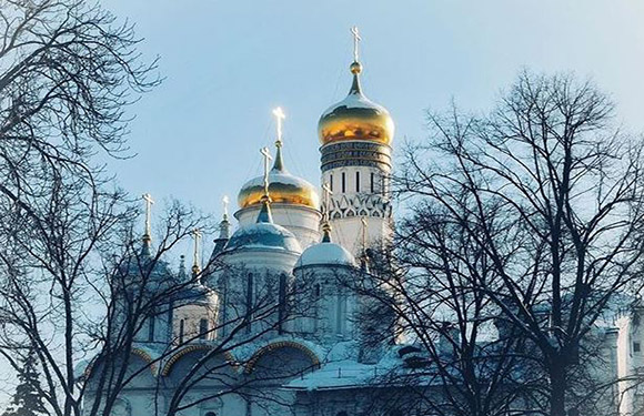 What is the Capital of Russia? 2