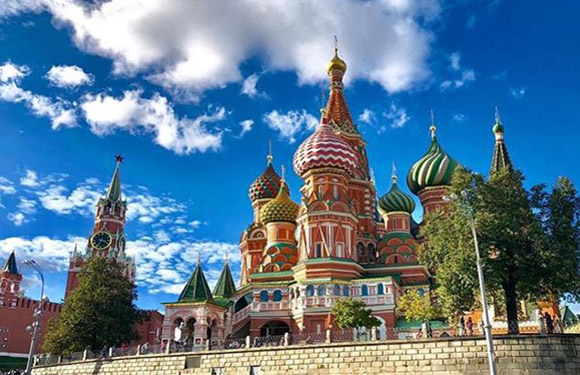 What is the Capital of Russia? 3