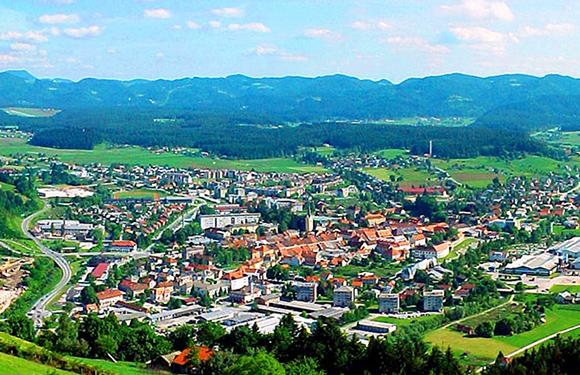 Statistical Regions of Slovenia 4