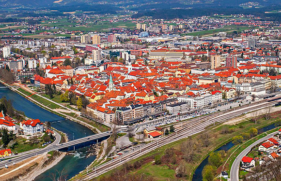 Statistical Regions of Slovenia 5