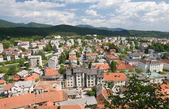Statistical Regions of Slovenia 8