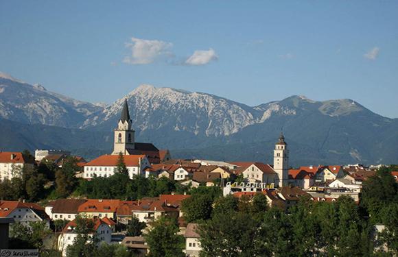 Statistical Regions of Slovenia 10