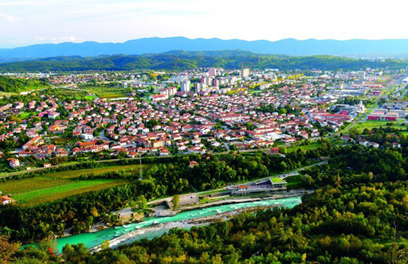 Statistical Regions of Slovenia 11