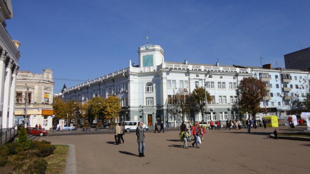 Zhitomir Oblast