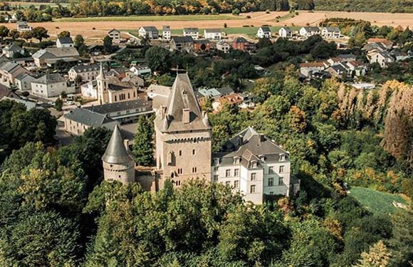 Cantons of Luxembourg 12