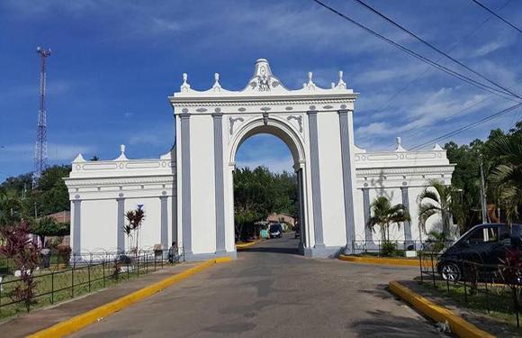 Departments of El Salvador 2