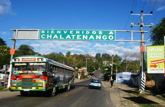Departments of El Salvador 4