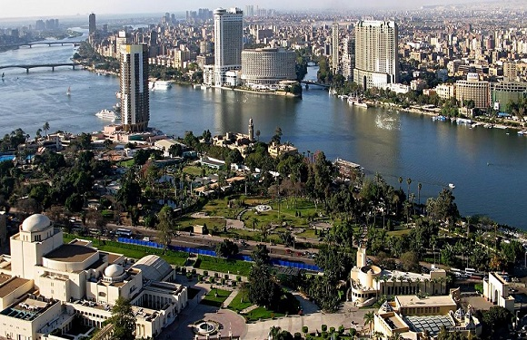 What is the Capital of Egypt? 2