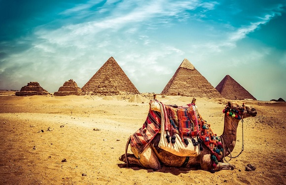 What is the Capital of Egypt? 4