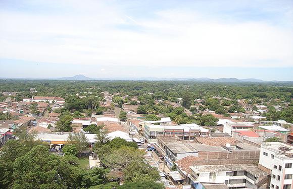 Departments of El Salvador 7