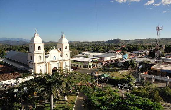 Departments of El Salvador 12