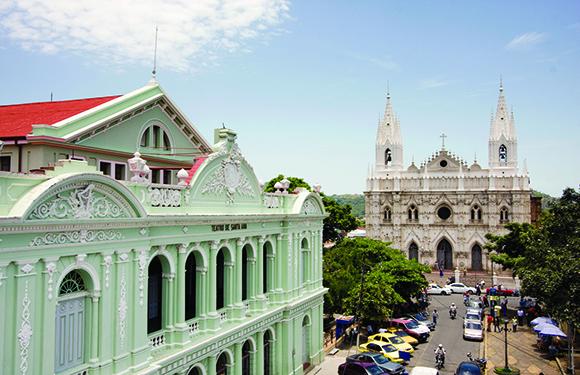 Departments of El Salvador 13