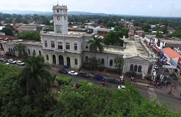 Departments of El Salvador 15