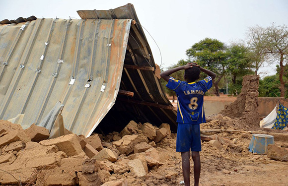 Poorest Countries in Africa / Most Impoverished Countries 12