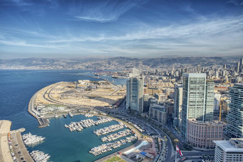 City of Beirut, Lebanon