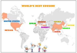 Top 10 Countries Have the Best Cuisine in the World 8