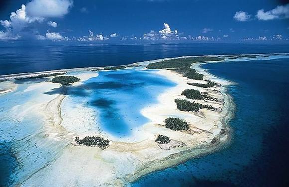Atoll Rangiroa