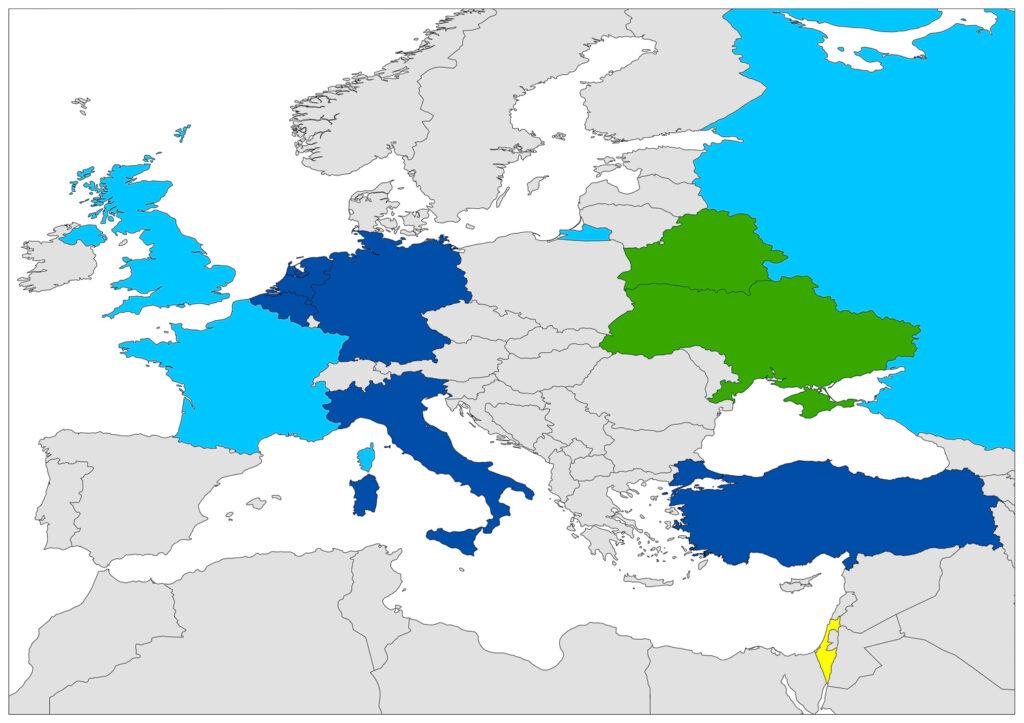 Nuclear Europe