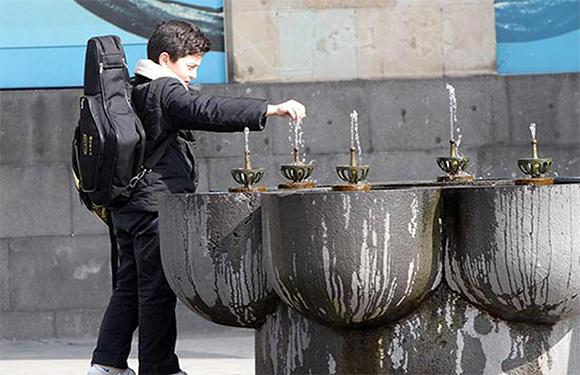 Armenia Water