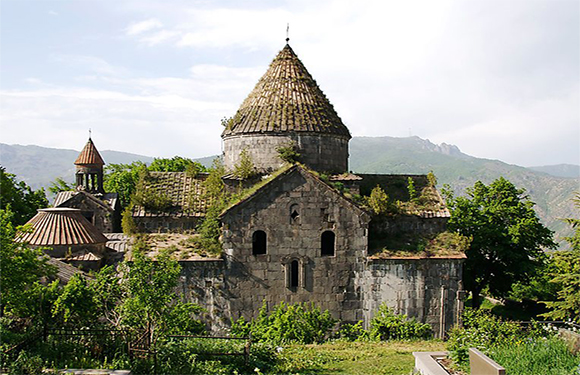 Sanahin Monasteries