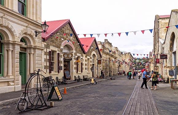 Oamaru Town