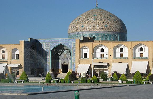 Sheikh Lutfallah Mosque