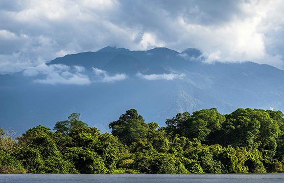 Pico Bonito National Park
