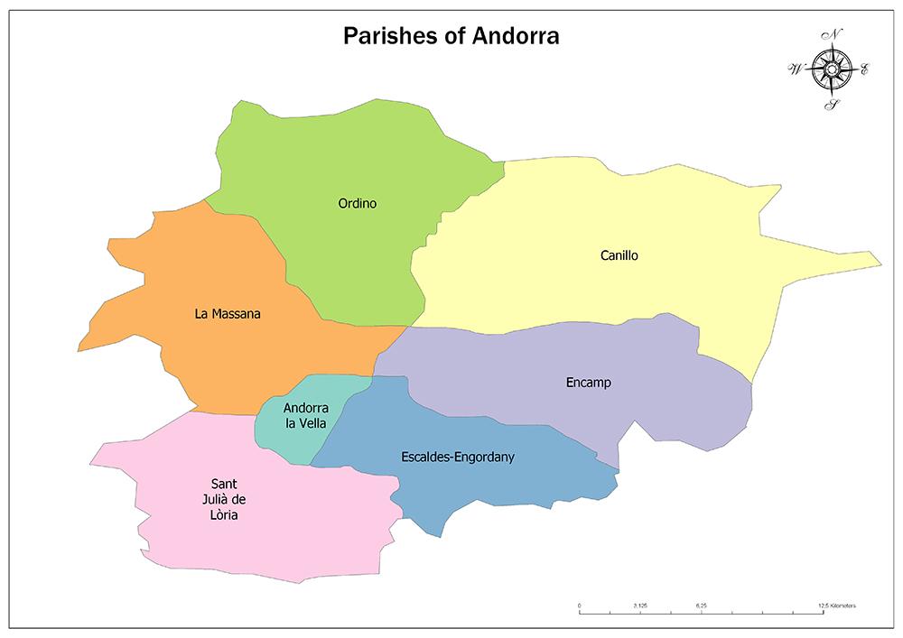 communities of Andorra
