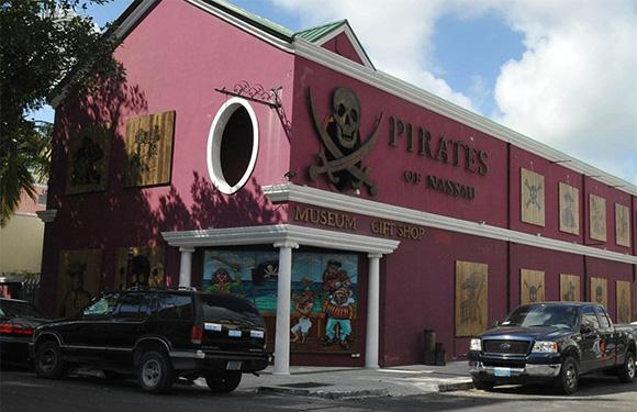 Pirates of Nassau Interactive Museum