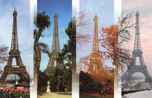 Seasons in France