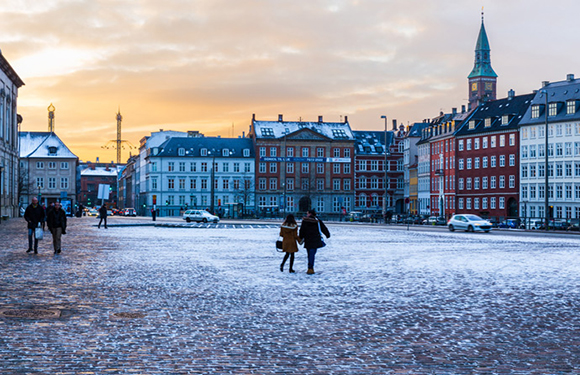 Weather in Denmark