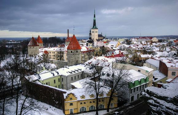 Weather in Estonia