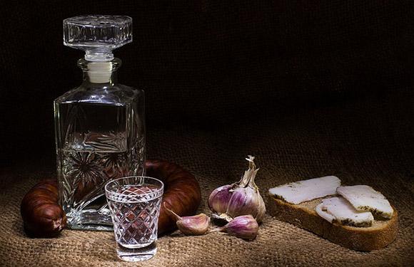 domestik vodka