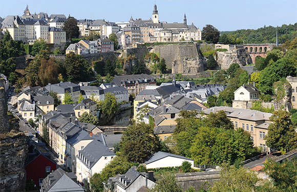 Old Town Luxembourg