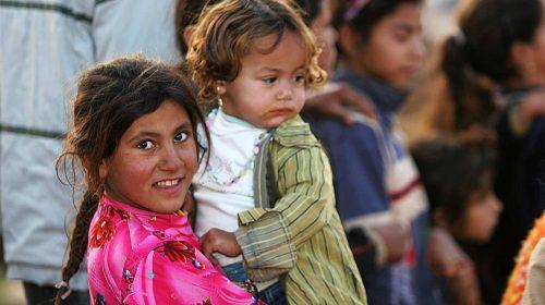 Iraqi refugee children Damascus Syria