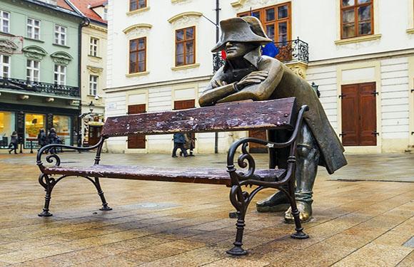 Bratislava Sculptures