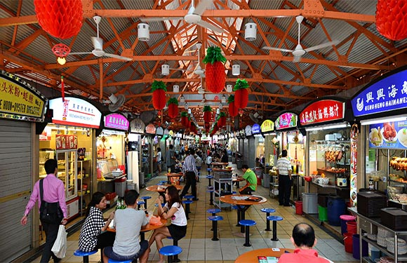 Chinatown Food Centre