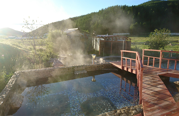 Tsenkher Hot Spring