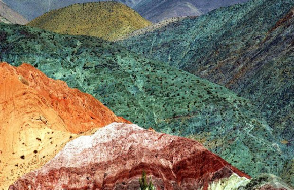 The Hill of Seven Colors